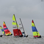 Jean-Marc Taveau / Coupe Nationale Hobie Cat 2017-Chatelaillon-Plage
